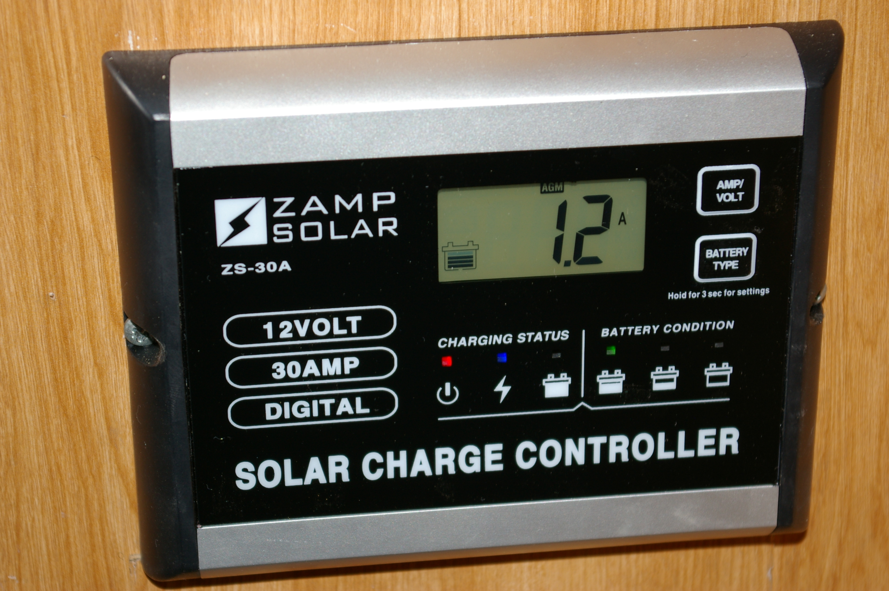 Truck Camper Solar 2