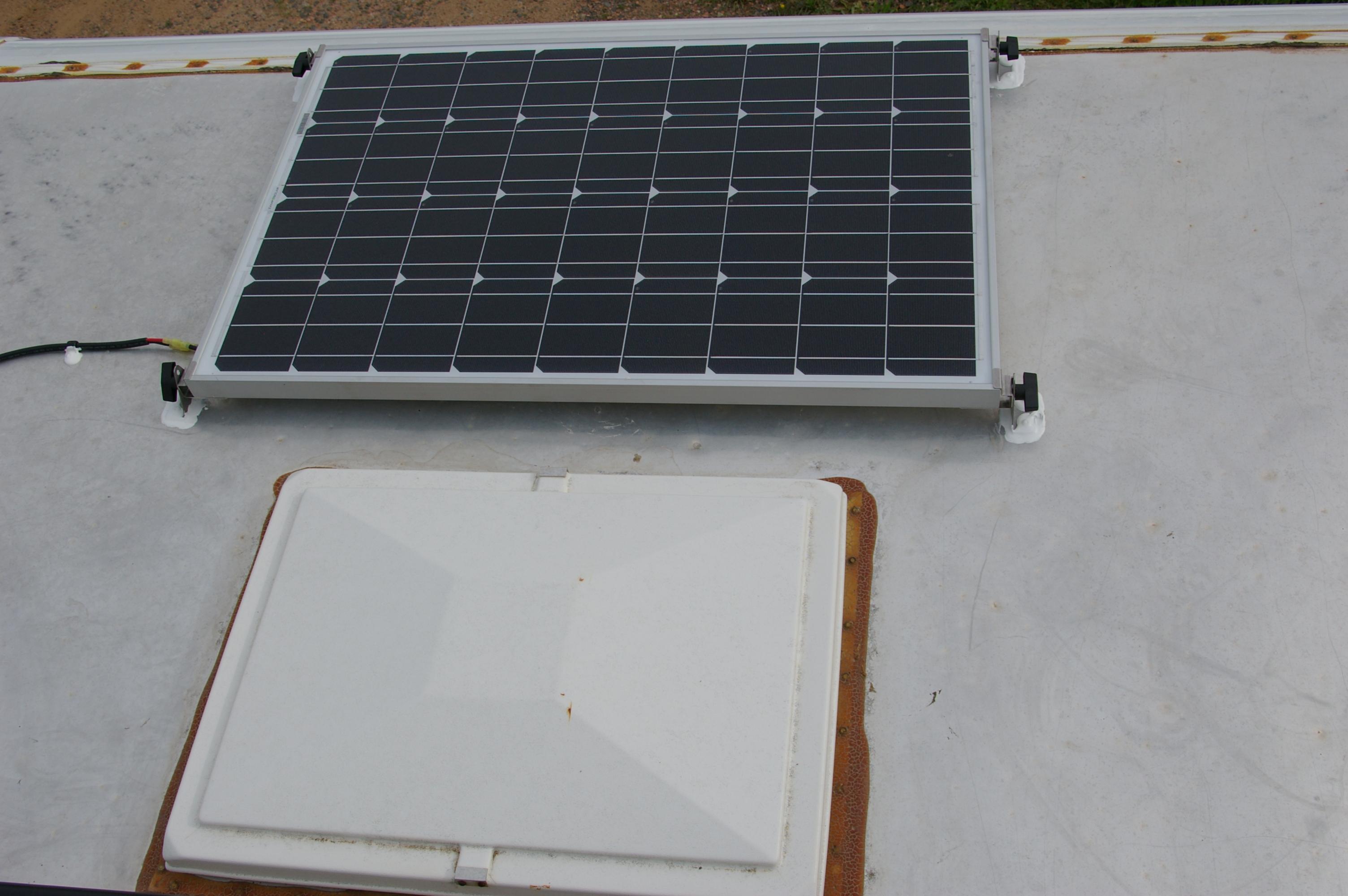 Truck Camper Solar
